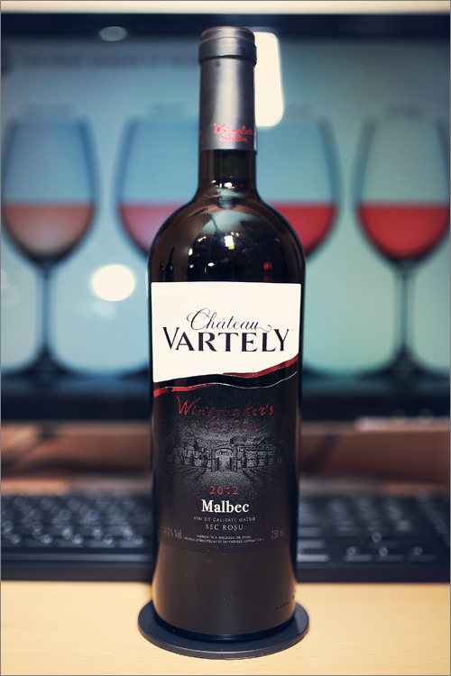 CHATEAU VARTELY_Winemaker's_Selection_Malbec_2012