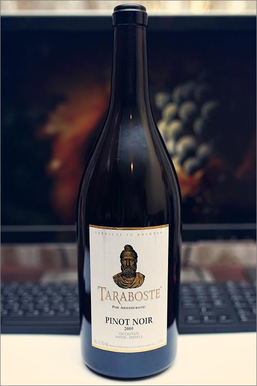 TARABOSTE_Pur_Aristocratic_Pinot_Noir_2009