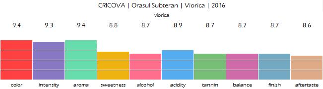 CRICOVA_Orasul_Subteran_Viorica_2016_review