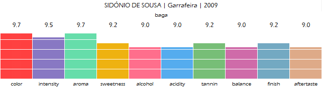 SIDONIO_DE_SOUSA_Garrafeira_2009_review