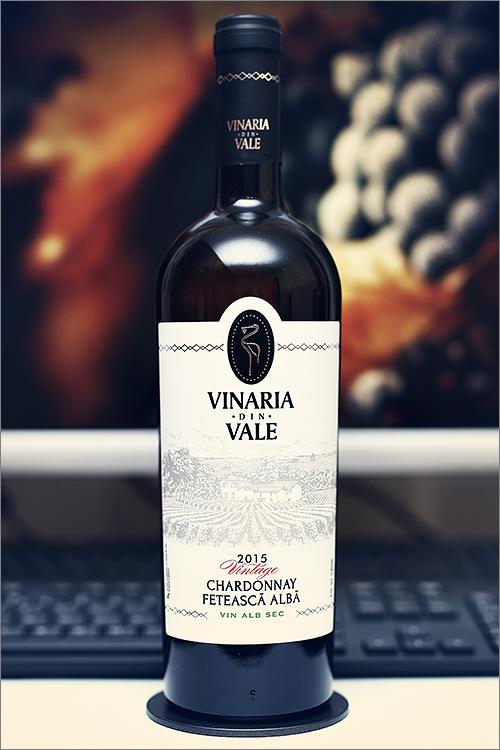 VINARIA_DIN_VALE_Vintage_Chardonnay_Feteasca_Alba_2015