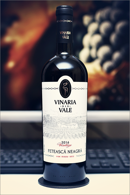 VINARIA_DIN_VALE_Vintage_Feteasca_Neagra_2016