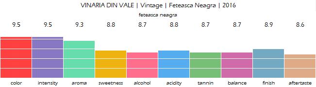 VINARIA_DIN_VALE_Vintage_Feteasca_Neagra_2016_review