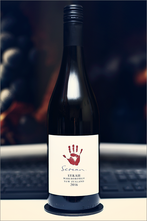 SERESIN_Syrah_Marlborough_2016