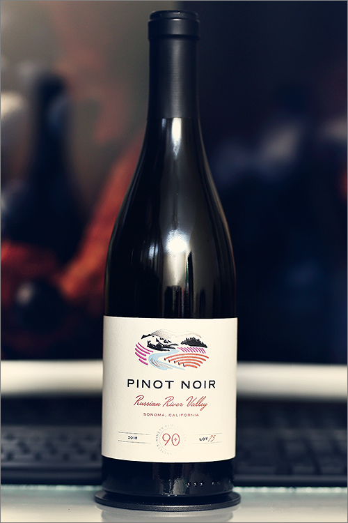 NINETY_CELLARS_PinotNoir_Lot75_RussianRiverValley_2018