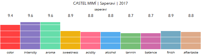 CASTEL_MIMI_Saperavi_2017_review